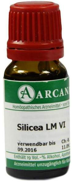 Silicea Lm 6 Dilution 10 ml
