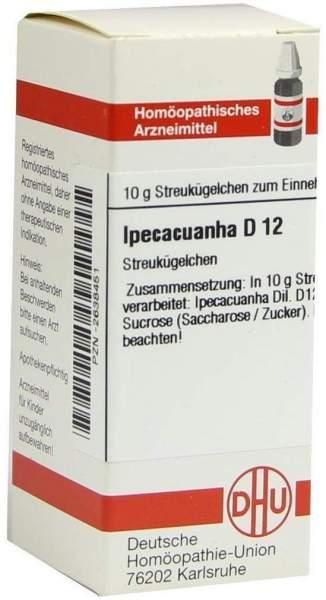 Ipecacuanha D 12 Globuli