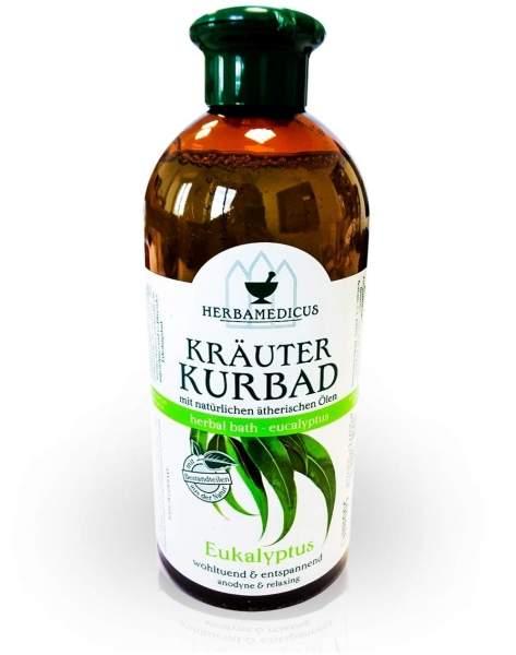 Eukalyptus Kräuter Kurbad Herbamedicus 500 ml
