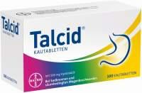 Talcid 500mg Kautabletten