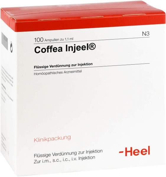 Coffea Injeel 100 Ampullen