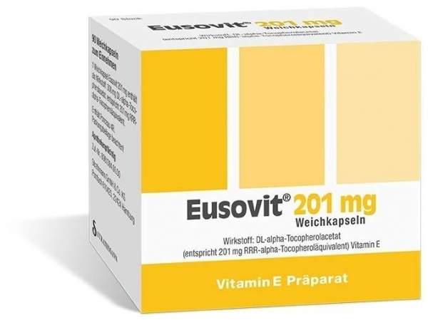 Eusovit 201 mg 90 Weichkapseln