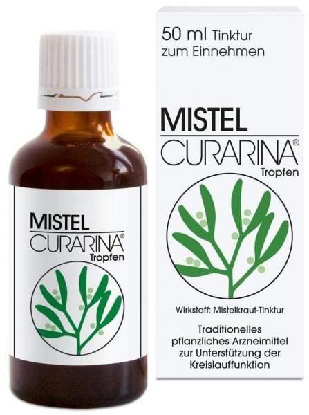Mistel 50 ml Tropfen Curarina