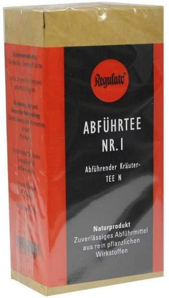 Regulato Abführtee Nr. 1 25 Filterbeutel