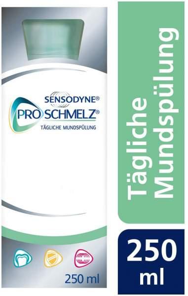 Sensodyne Proschmelz Mundspülung 250 ml Lösung