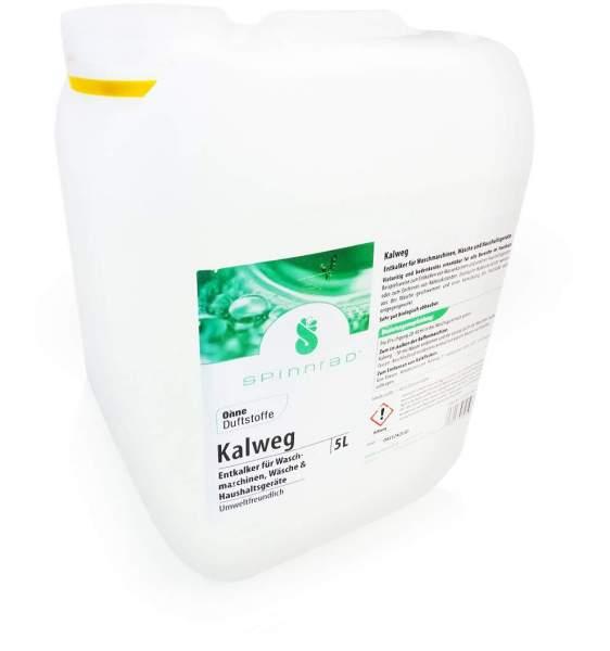 Kalweg Flüssig Entkalker Für Waschmaschinen & Wäsche 5 Liter
