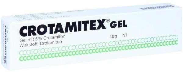 Crotamitex 40 G Gel