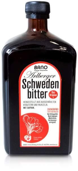Schwedenbitter Arlberger 500 ml Elixier
