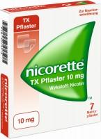 Nicorette Tx Pflaster 10 mg 7 Matrixpflaster