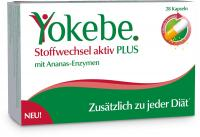 Yokebe Stoffwechsel aktiv plus 28 Kapseln