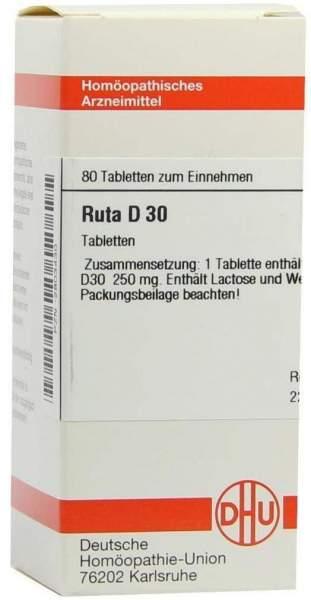 Ruta D 30 Tabletten