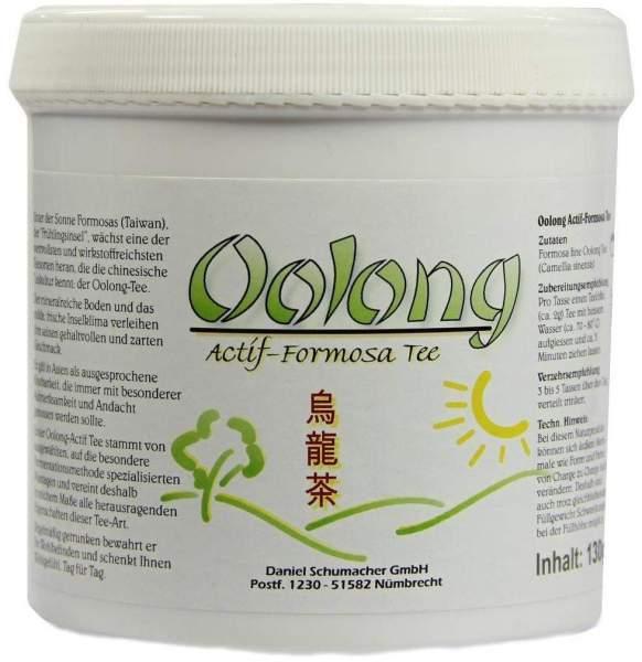 Oolong Actif Formosa Tee 130 G Tee