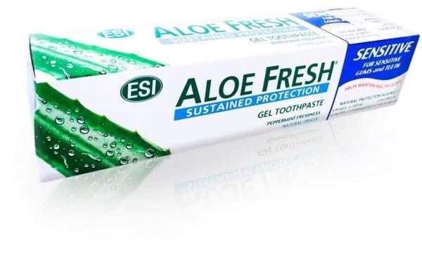 Aloe Vera Zahnpasta Sensitive 100 ml