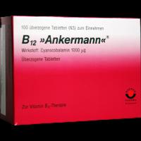 B12 Ankermann 100 überzogene Tabletten
