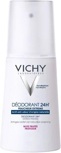 Vichy Deodorant Pumpzerstäuber fruchtig frisch 100 ml Spray