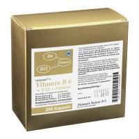 Vitamin B 6 + B 12 + Folsäure 200 Kapseln