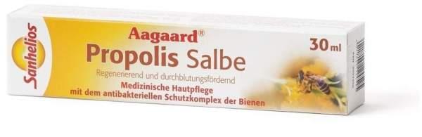 Aagaard Propolis 10 % 30 ml Salbe