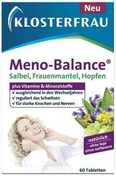 Klosterfrau Meno - Balance 60 Tabletten