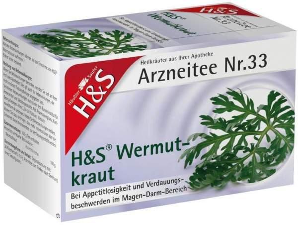 H&S Wermutkraut 20 Filterbeutel
