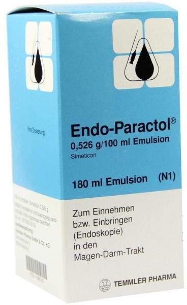 Endo Paractol Emulsion 180 ml