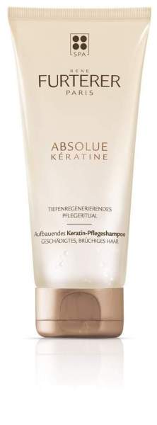 Furterer Absolue Keratine Aufbauendes Keratin Shampoo 200 ml