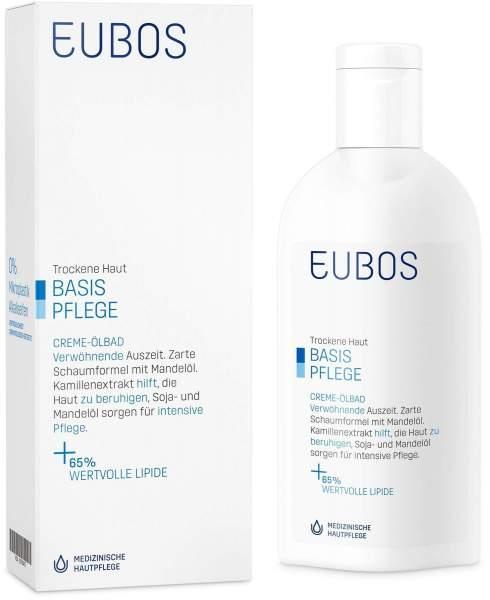 Eubos Creme Ölbad 200 ml Bad