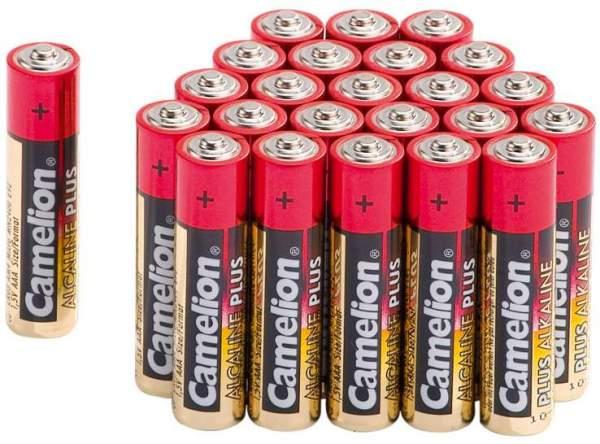 Batterien Micro Alkaline Box 24er(AAA)