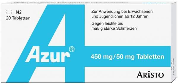 Azur 20 Tabletten