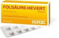 Folsäure Hevert 50 Tabletten